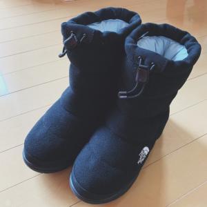SALEで買ったブーツでコーデ  THE NORTH FACE ヌプシ ブーティー ウール