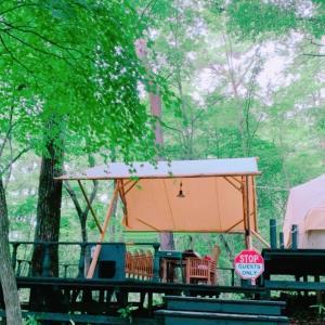 DAY5−6 初めてのグランピング キャンプ飯も