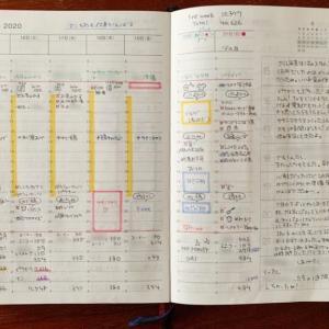 最近の手帳の中身&来年の手帳決めました