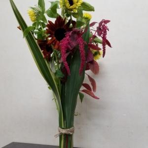 パラレルの花束レッスン