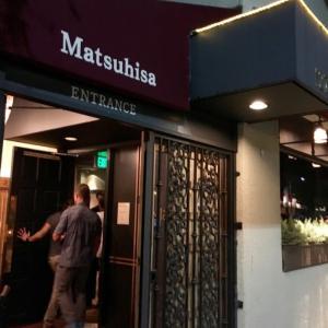 I LOVE SUSHI Matsuhisa Beverly Hills