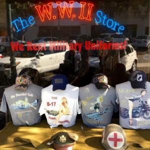 ARMYパンツとわたし The W.W.Ⅱ Store   Torrance