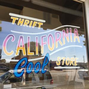 THRIFT SHOPでお宝Tシャツ探し Pismo Beach