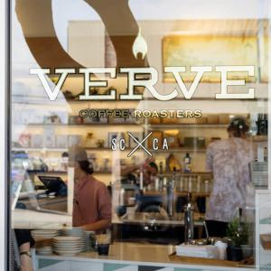 VERVE COFFEE ROASTERS   Santa Cruz
