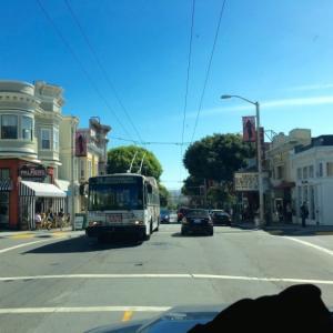 光の街、海の街、坂の街、やっぱりいいところ San Francisco