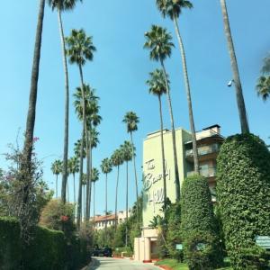 Beverly Hills Hotelで朝ごはん♪