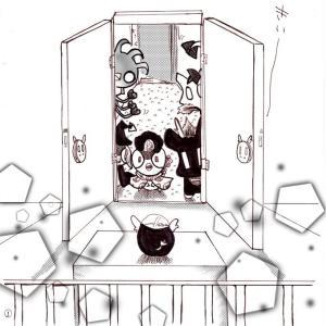 「創作活動ノイローゼになった理由と脱却」13 中学生編中編 美術教師への不信感