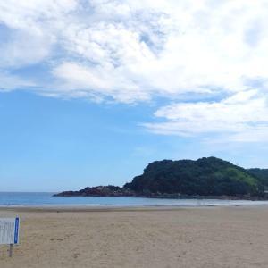 高知県~白浜海水浴場~