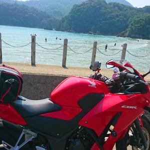 バイクで初夏体験〜