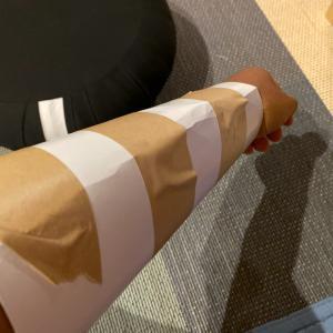 腱鞘炎と図工の時間