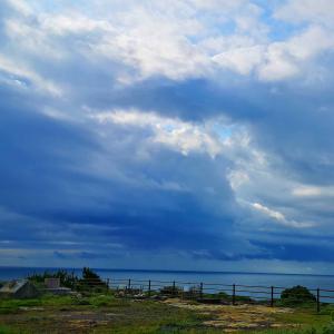 奇形な雲空2020-7