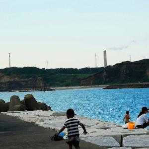 銚子の海2020-0728