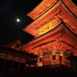 中秋の名月と東儀秀樹さん