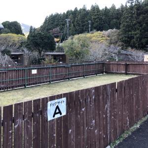 【三重】千枚田オートキャンプ場(設営&場内)