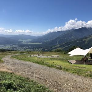 【長野】白馬岩岳・ゴンドラに乗って空中散歩と山頂散策