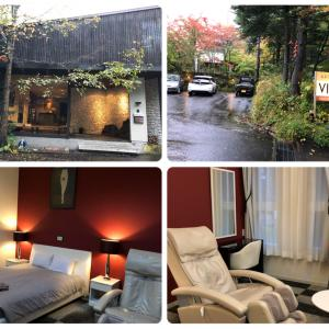 ART HOTEL VILLA11軽井沢さんに宿泊