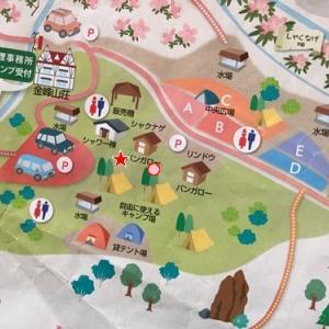 【長野】廻り目平キャンプ場1日目(設営&川遊び)