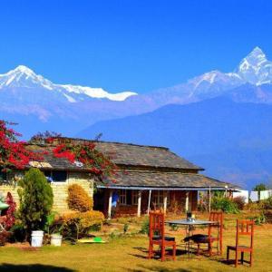 ネパール神の山