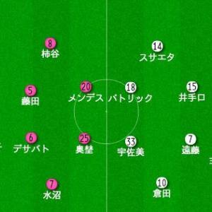 明治安田生命J1リーグ 第27節 vs ガンバ大阪 プレビュー