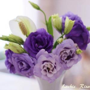 【アロマ&フラワー】お盆花にも、お作法あり