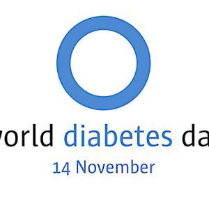 世界糖尿病デーに思ったこと