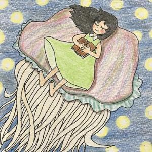 クラゲのベッド