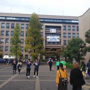【大学】龍大の学園祭に行きました