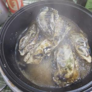 【ホムパ】牡蠣パーティー2020年