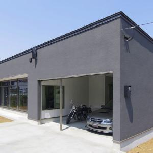 【賃貸】初バイクコンテナとガレージハウス再考