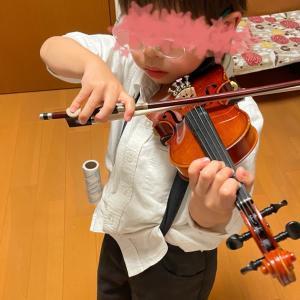バイオリンレッスンに関して