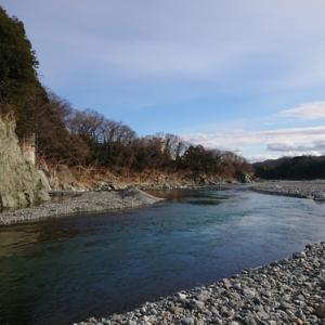 大変貌した釣り場(荒川玉淀)