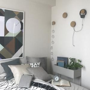 マンネリに飽きたら、色・柄を使って心地よい空間作り