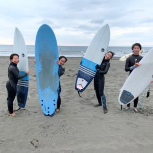 皆んなで楽しみながら〜一緒にサーフィン上達していきましょ〜!!(えはっち)