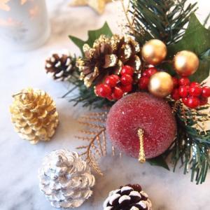 クリスマスケーキレッスンの試作…♡