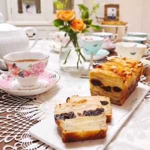 10月1dayレッスン♡パリのカフェで出会ったスイーツレシピ。