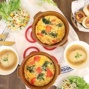 <予告>3ヶ月継続ヘルシー家庭料理クラス♡4〜6月メニュー・レッスン日のご案内