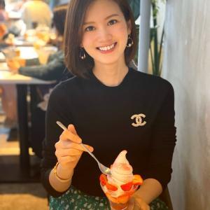 食事のしめに食べる、シメパフェ専門店 in 原宿