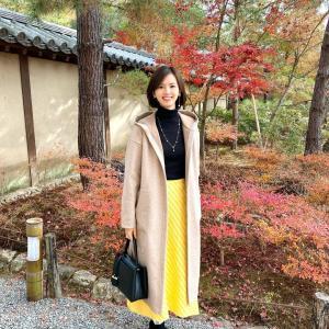 週末は京都旅行へ♪リッツ・カールトン京都へ宿泊。