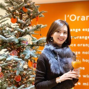 Merry Christmas♡エルメスのクリスマスポップアップへ♪