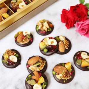 ◆日程追加!2月7日(日) 5品ショコラティエクラス♡エネルギーを注ぎ込んだ2週間。