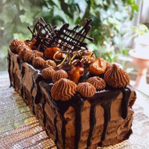 2019年12月 クリスマスチョコレートケーキレッスンスケジュール