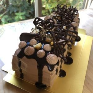 クリスマスチョコレートケーキレッスン