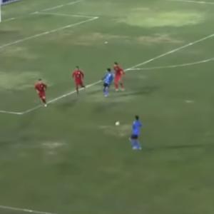 カタールW杯アジア2次予選 vs.キルギス戦