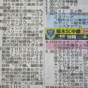 2020 J2第3節 vs.東京ヴェルディ戦@栃木県グリーンスタジアム by とちぎテレビ