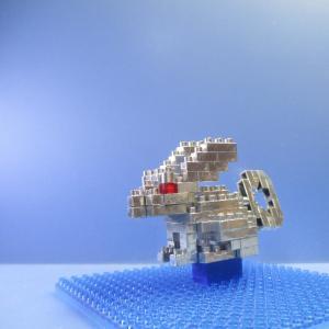 ナノブロック:「ブリキのウサギ」
