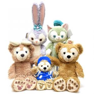 東京&パリのDuffy and Friends/ダッフィー&フレンズ:)