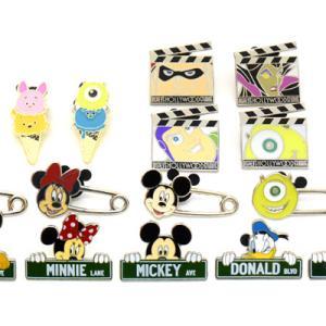 Disney/ディズニー・ピントレーディングピンバッチ(ピンズ)各種:)