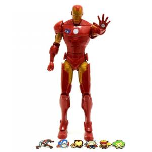 ディズニー・MARVEL Avengers/マーベルアベンジャーズのフィギュア&ピンズ:)