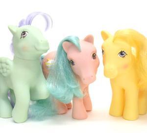 ★My Little Pony/マイリトルポニー G1 Sundae Best Ponies★