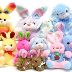 BUNNY☆ウサギのぬいぐるみ色々♪